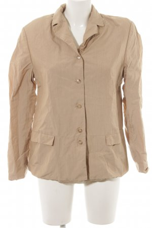 Marc Aurel Jerseyblazer beige Business-Look