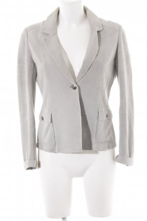 Marc Aurel Jerseyblazer hellbeige Business-Look