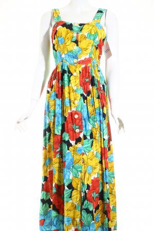Marc Aurel Kleid florales Muster Beach-Look
