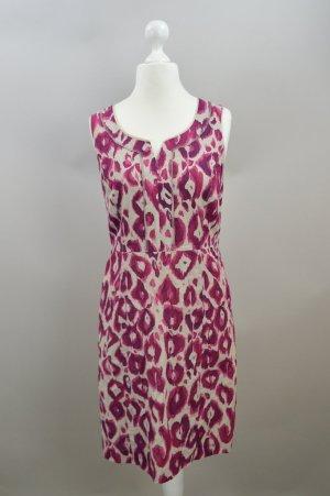 Marc Aurel Kleid mit Muster lila Größe 38