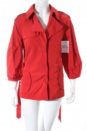 Marc Aurel Kurzjacke rot Casual-Look