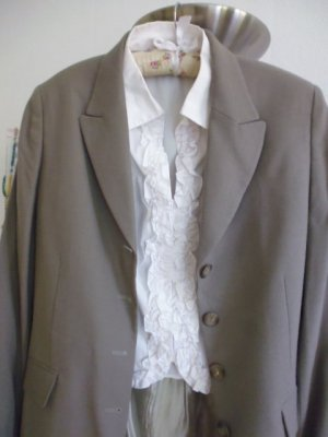 MARC AUREL  LONG-BLAZER JACKE *REAL VINTAGE*