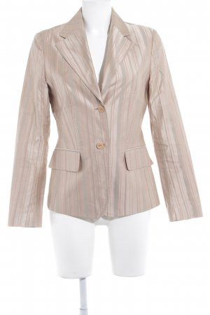 Marc Aurel Long-Blazer Streifenmuster Casual-Look