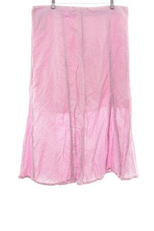 Marc Aurel Maxirock pink Casual-Look