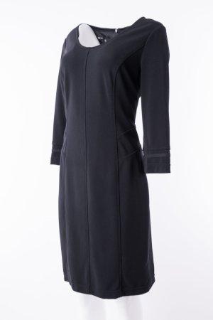 MARC AUREL - Midi-Kleid 3/4 Arm Sshwarz