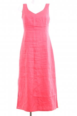 Marc Aurel Midikleid pink Casual-Look