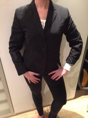Marc Aurel,  schwarzer Blazer, Größe 40