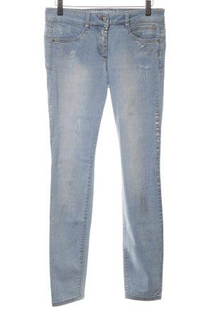 Marc Aurel Jeans slim fit blu stile casual