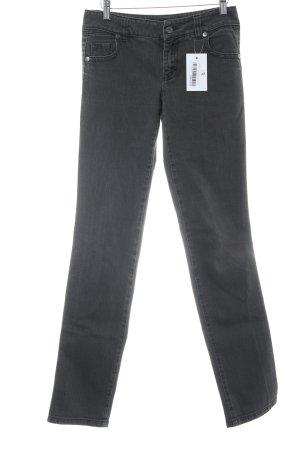 Marc Aurel Slim Jeans dunkelgrau Casual-Look