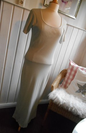 Marc Aurel Stretch Dress light grey mixture fibre