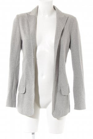 Marc Aurel Sweat Blazer grey flecked casual look