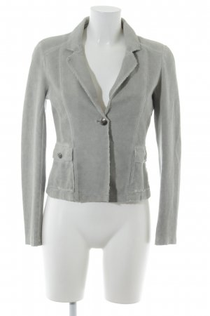 Marc Aurel Sweat Blazer light grey casual look