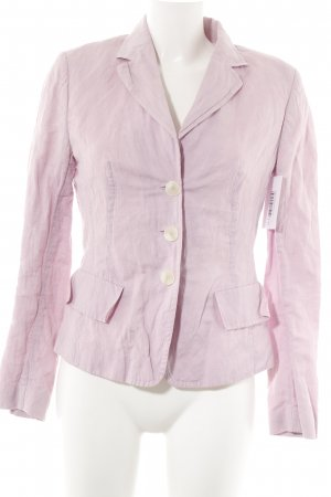 Marc Aurel Sweatblazer rosa Casual-Look