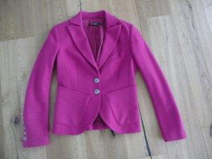 Marc Aurel Wool Blazer pink