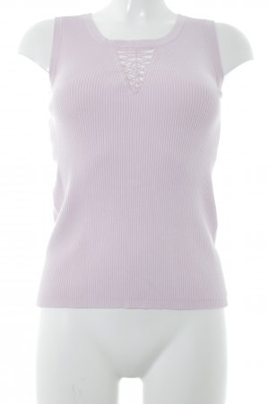 Marc Aurel Tank Top pink casual look