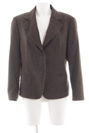 Marc Aurel Unisex Blazer brown flecked business style