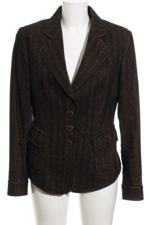 Marc Aurel Wool Blazer grey brown elegant