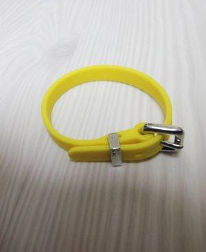 Marc Jacobs Ornamento braccia argento-giallo