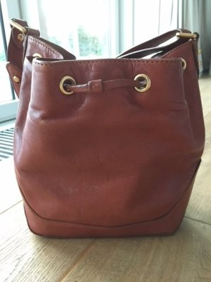 Marc by Marc Jacobs Borsellino marrone-rosso