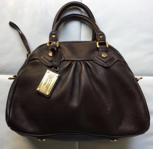 Marc by Marc Jacobs Carry Bag cognac-coloured leather