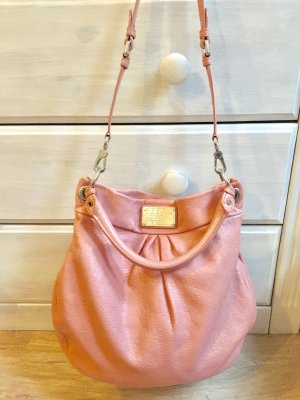 Marc by Marc Jacobs Classic Q Hillier Medium Handtasche in rosa