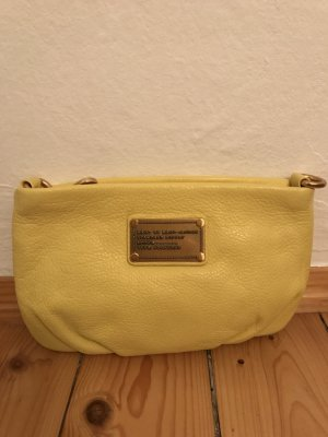 Marc by Marc Jacobs Borsa clutch giallo Pelle