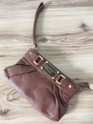 Marc by Marc Jacobs Borsa clutch marrone-cognac Pelle