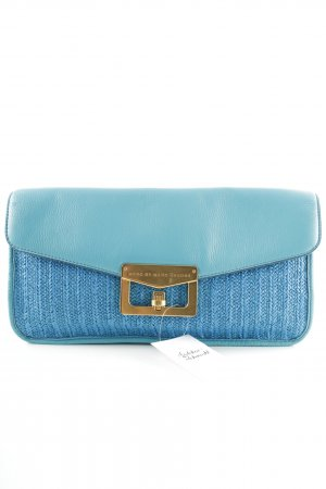 Marc by Marc Jacobs Borsa clutch turchese-blu fiordaliso modello web