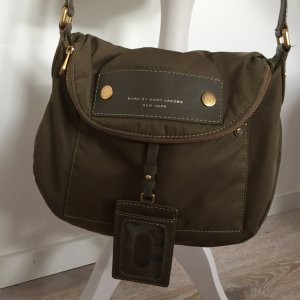 Marc by Marc Jacobs Crossbody Bag Handtasche Natasha Tasche oliv