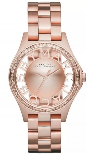 Marc By Marc Jacobs Damen Uhr in Roségold neu 299€