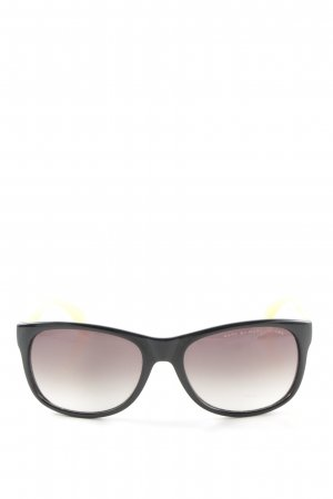 Marc by Marc Jacobs Angular Shaped Sunglasses black casual look