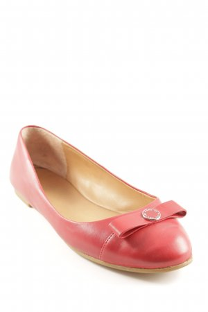 Marc by Marc Jacobs Bailarinas plegables rojo look casual