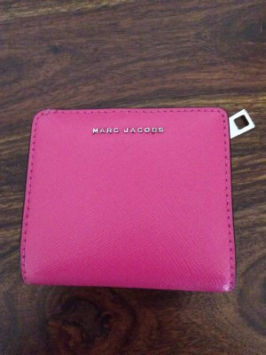Marc by Marc Jacobs Wallet pink leather