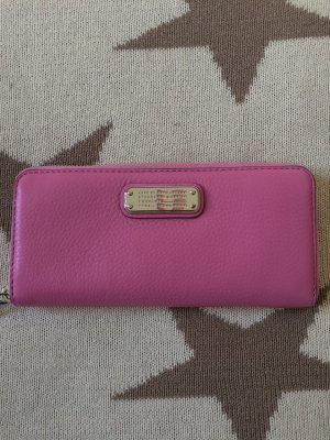 Marc by Marc Jacobs Wallet pink-grey leather