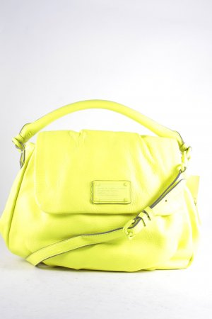 "Marc by Marc Jacobs Handtasche ""Electro Q Lil Ukita Safety Yellow"" neongelb"