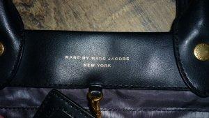 Marc by Marc Jacobs Borsa argento-nero