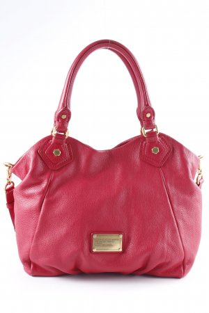 Marc by Marc Jacobs Handtas neonrood-framboosrood extravagante stijl