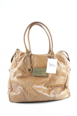 Marc by Marc Jacobs Borsa con manico cognac stile casual