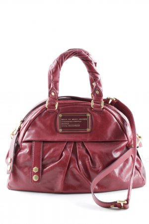 Marc by Marc Jacobs Carry Bag dark red elegant