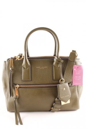 Marc by Marc Jacobs Carry Bag olive green casual look
