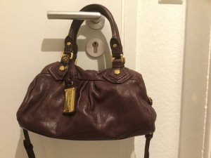 Marc by Marc Jacobs Borsetta marrone-viola