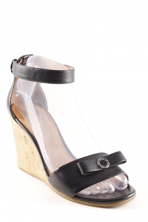 Marc by Marc Jacobs Keil-Pumps schwarz Elegant