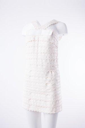 Marc by Marc Jacobs Vestido de tubo blanco puro Poliéster