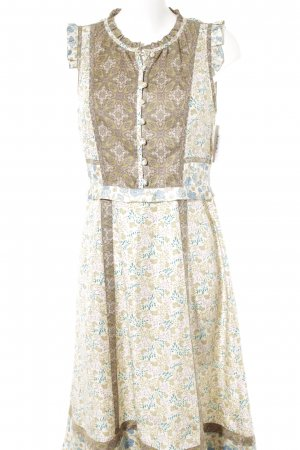 Marc by Marc Jacobs Kurzarmkleid Blumenmuster Casual-Look