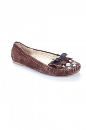 Marc by Marc Jacobs Loafer braun