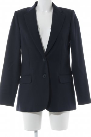 Marc by Marc Jacobs Long-Blazer dunkelblau Business-Look