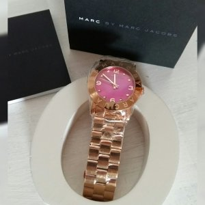 Marc By Marc Jacobs MBM8625 RoseGold Pink Dial