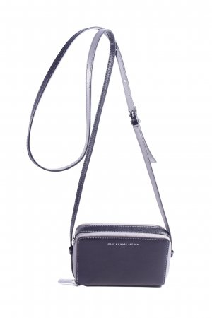 Marc by Marc Jacobs Mini Bag black-light grey minimalist style