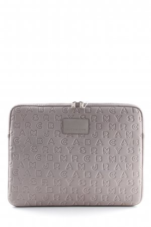 Marc by Marc Jacobs Sacoche d'ordinateur beige style d'affaires