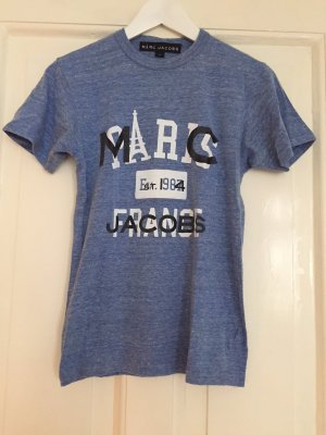 Marc by Marc Jacobs Paris T-Shirt hellblau - S